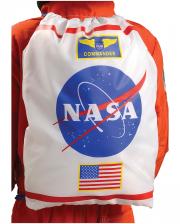 Nasa Astronaut Bag With Drawstring