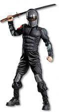 Ninja Snake Eyes Child Costume