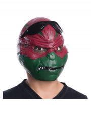 Ninja Turtles Raphael Vinyl Child Mask