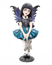 Noire Gothic Fairy Figure 14cm