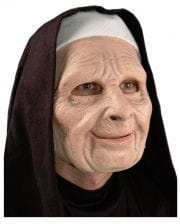 Eccentric Nun Mask  sc 1 st  Horror-Shop.com & Liche Priests Costume | Satan Priest costume for Halloween | horror ...