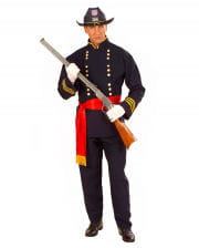 Nordstaaten Generals Kostüm