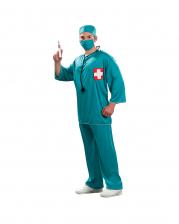 OP Doctor Scrubs Men Costume XL
