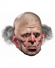 Grandpa Mask With Hair Wreath
