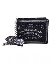 Ouija Board Wallet With Chain