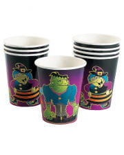 Halloween Paper Cup Boo Bunch 8pcs.