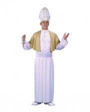 Papst Kostüm Deluxe