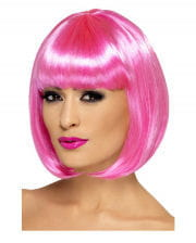 Partyrama Bob Wig Pink