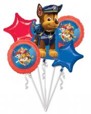 Paw Patrol Chase Folienballon Bouquet