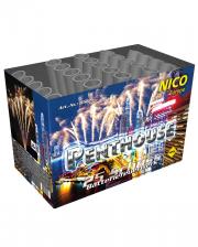 Penthouse Batteriefeuerwerk 25 Schuss