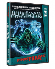 Phantasms TV Halloween Effekt DVD