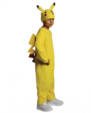 Pikachu Children Costume With Cap