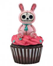 Pink Bun Bun - Furrybones Cupcake Box