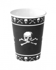 Pirates Skull And Crossbones Cup