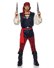 Pirate Men Costume XL