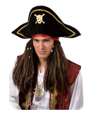 Pirate Wig with Pirate
