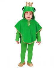 Froschkönig Kleinkinder Kostüm
