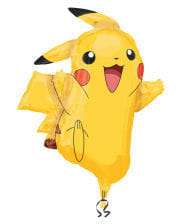 Pokemon Pikachu Folienballon