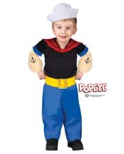 Original Popeye Toddler Costume