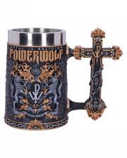 Powerwolf Metal Is Religion Beer Mug