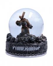 Powerwolf Via Dolorosa Snow Globe