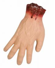Preiswerte Blutige Hand