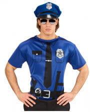 US Polizist T-Shirt