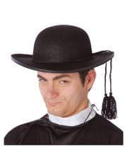 Priester Hut mit Kordel