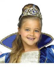Princesses Tiara Blue