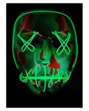 Psycho Killer LED Maske