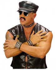 Punkrocker Studded Bracelet