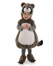 Raccoon Baby & Toddler Costume