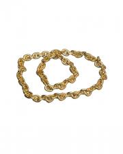 Rapper Goldkette 95cm
