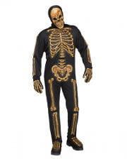 Realistic Skeleton Bones Costume