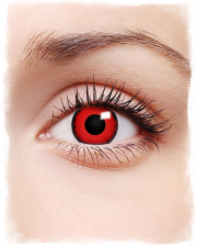 Red Volturi Contact Lenses