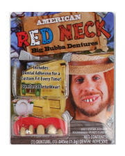 Redneck acrylic teeth