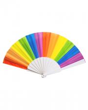 Rainbow Fans