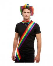 Rainbow Sash