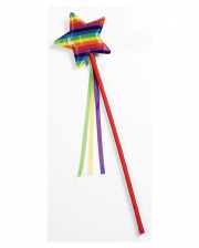 Rainbow Magic Wand