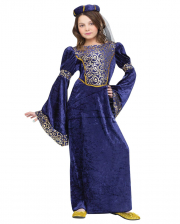 Renaissance Prinzessin Kinderkostüm