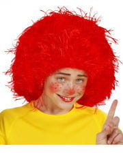 Red Goblin Wig