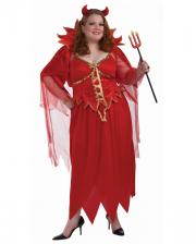Red Devil Costume XXXL