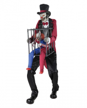 Rotten Ringmaster Animatronic With Movement