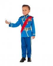 Royal Prince Charming Children Costume
