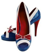 Sailor High Heels