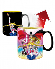 Sailor Moon Cup With Thermo Effect
