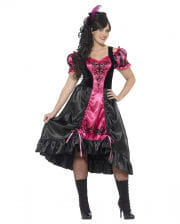 Sassy Saloon Girl Kostüm Plus Size