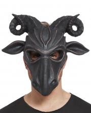 Satanische Widder Maske
