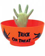 Scary Candy Bowl Grabbing Hand