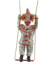 Schaukelnder Horror Clown Animatronic